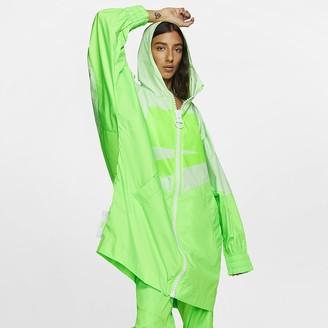 Nike Women's Full-Zip Jacket Sportswear NSW Windrunner