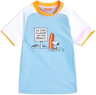 Sunuva x Peanuts Snoopy Rash Vest