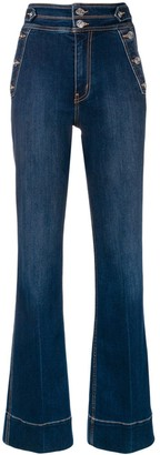 Current/Elliott High Waisted Jeans