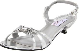 Dyeables Women's Penelope Ankle-Strap Sandal
