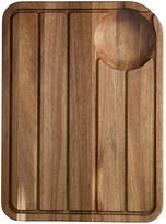 Jamie Oliver Carving Board with Juice Well