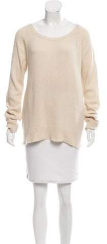 The Row Oversize Long Sleeve Sweater