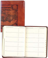 Scully Tel/Address Book Old Atlas/Pony 1145 - Cognac Address Books