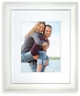 Bed Bath & Beyond Wall Scoop-Style16-Inch x 20-Inch Photo Frame in White