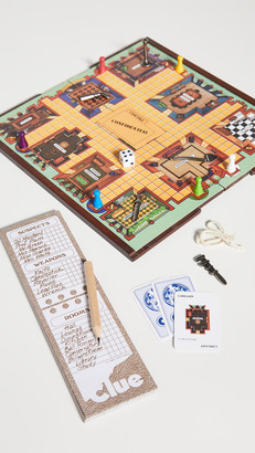 East Dane Gifts Clue Deluxe Travel Edition