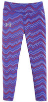 Under Armour Girls 2-6x Printed Knit Leggings