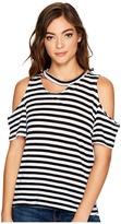 LnA Stripe Avalanche Tee Women's T Shirt