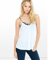 Express Strappy V-neck Cami
