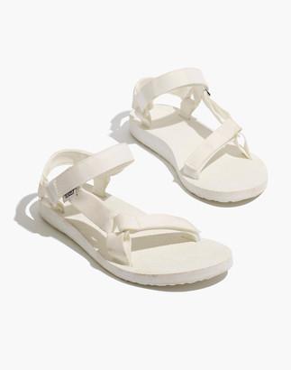 Madewell Teva Original Universal Sandal in White