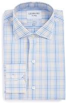 Men's Ledbury The Hardeman Check Slim Fit Dress Shirt