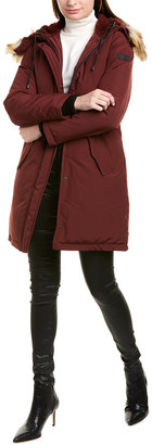 Sam Edelman Hooded Down Parka