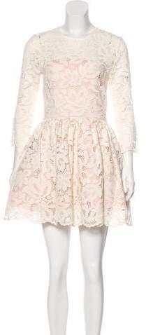 Alexis Vincent Guipure Lace Dress w/ Tags