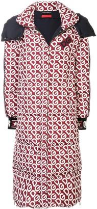 Dolce & Gabbana Oversized Logo Jacket