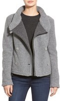 James Perse Shrunken Fleece Jacket