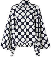 Awake polka dot blouse