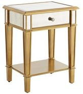 Pier 1 Imports Hayworth Nightstand - Gold