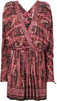 Isabel Marant short printed dress