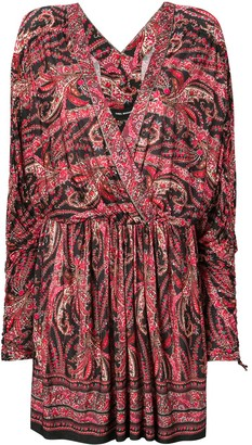 Isabel Marant Short Printed Dress