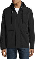 Andrew Marc Graham 3-in-1 Water-Resistant Jacket, Jet Black