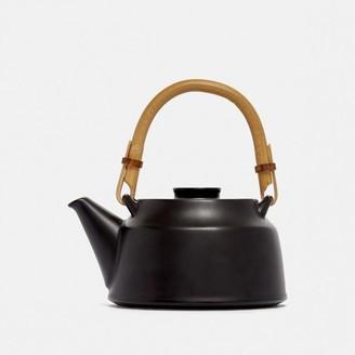 Kato Ceramic Japan - Tatsumi Little Teapot - BLACK - Black