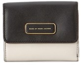 """Marc by Marc Jacobs ligero"""""""" Leather Wallet."""