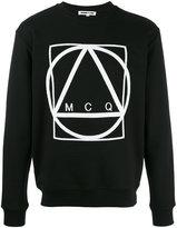 McQ by Alexander McQueen Graphic sweatshirt - men - Cotton - S