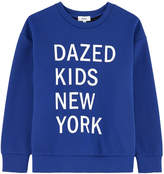 DKNY Mini Me graphic sweatshirt