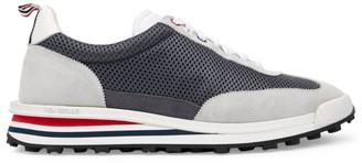 Thom Browne Tech Mixed-Media Sneakers