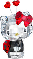 Swarovski Collectible Figurine, Hello Kitty Ladybug