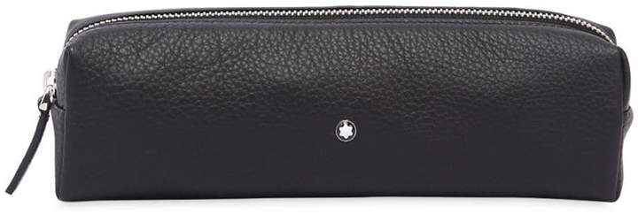 Montblanc Small Meisterstuck Toiletry Bag