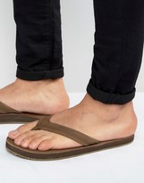 Billabong All Day Leather Flip Flops