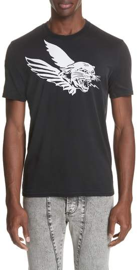 Givenchy Flying Tiger Graphic T-Shirt