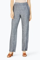 Foxcroft Livingston Linen Pants