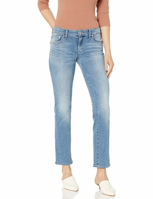 Lucky Brand Women's Mid Rise Sweet Straight Leg Jean