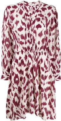 Etoile Isabel Marant Yandra printed dress