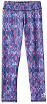 adidas Toddler Girl climalite Printed Leggings