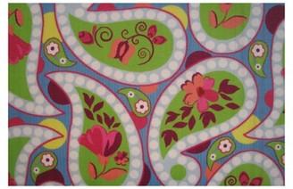 Fun Rugs Floral Paislies Kids Rugs