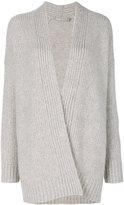 Vince v-neck sweater - women - Silk/Cashmere/Wool - L