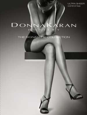 Donna Karan Signature Ultra Sheer Control Top Pantyhose with Restore Technology D0B108