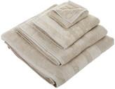 Designers Guild Coniston Towel - Parchment - Bath Towel
