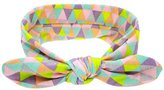 Headband,Laimeng, Baby Cute Rabbit Ears Elastic Cloth Bowknot Headband (Multicolor)