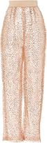 Rodarte Sequin Embellished Pant