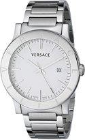 Versace Men's VQB050000 Acron Stainless Steel Watch