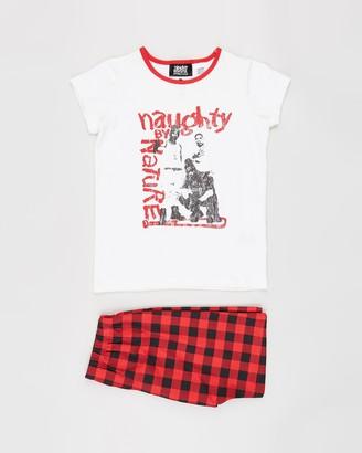 Cotton On Hudson Short Sleeve Pyjama Set - Kids