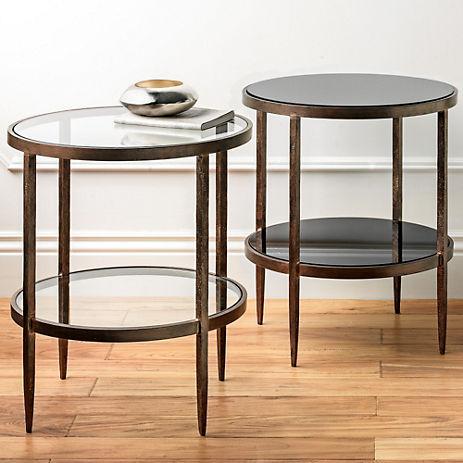 Gump's Larson Side Table
