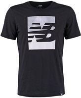 New Balance Print Tshirt Black