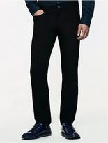 Calvin Klein Platinum Matte Canvas Pants