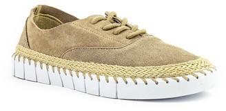 Crevo Camellia Lace-Up Sneaker
