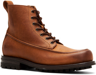 Frye Boyd Leather Workboot