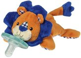 Mary Meyer Wubbanub Pacifier with BONUS Pacifier Wipes, Levi Lion by